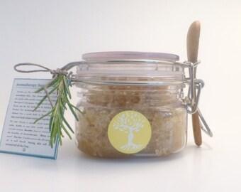 Honey Lemon ~ Organic Sugar Scrub