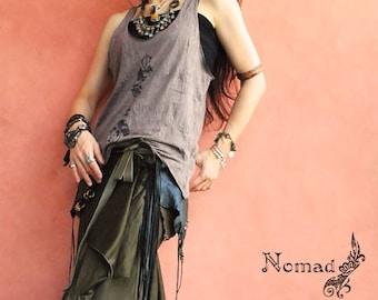 ND/TANK TOP , Ancient tribe, hippie,bohemian,boho,Nomad World
