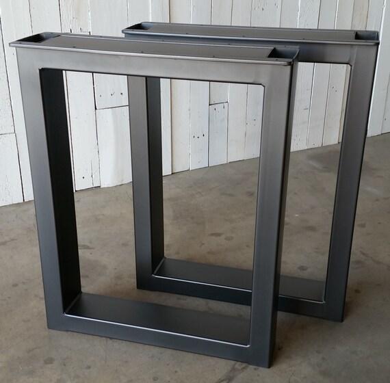 Set Of Metal Table Legs