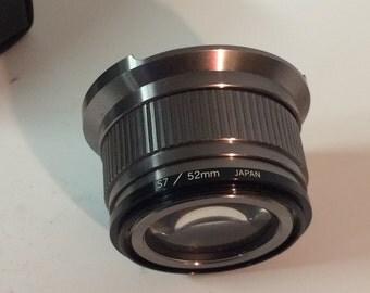 Titanium Hi Resolution AF Macro Lens 0.42x AF Panavision - with BOX