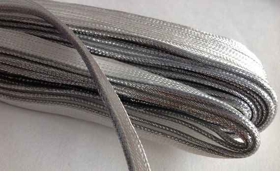 19 Yards Silver Welting Cord Welting Cord Ready To Sew