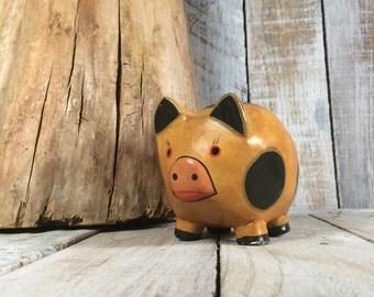 Unique Pig Decor - Pig Art - Pig Decorations - Pig Home Decor - Pigs - Hog - Piglet - Boar - Swine - Piggy