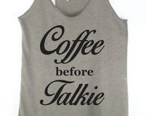 coffee shirts for women, Coffee shirt, Fitness tanks , women's coffee shirt, Workout Tank top, Funny tank with sayings, coffee graphic tee