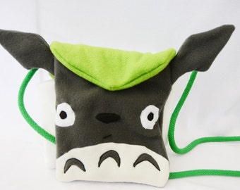 Totoro Purse Bag Plush Anime Cosplay Kawaii