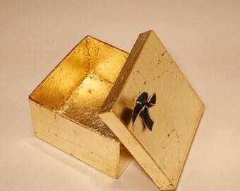 Mini golden box