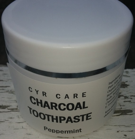 charcoal toothpaste natural toothpaste peppermint toothpaste
