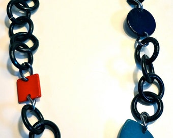 60's Mod Necklace