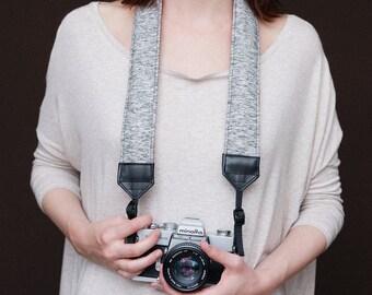 Dan's strap - Red - Comfy padded camera strap - DSLR
