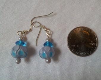 Ocean Mist Earrings