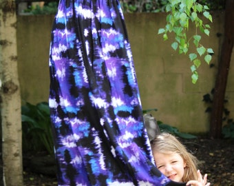 "By the Half Yard: Instant Maxi Dress - Shirred Fabric ""ISABEL"""