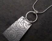 Kala Double Necklace ~ Paper Rose
