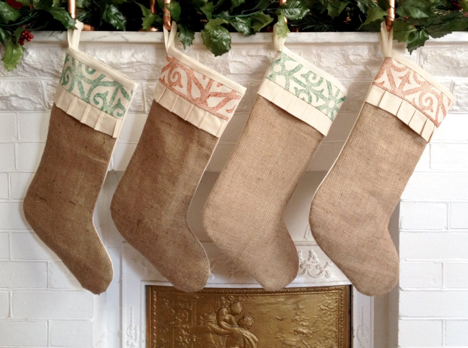 Add some country charm to your holiday décor with rustic Christmas stockings personalized with names, monograms and other custom details. Find designs that feature plaid, buffalo check, burlap, knits and other rustic styles. Create your own farmhouse country Christmas stockings at tiucalttoppey.gq