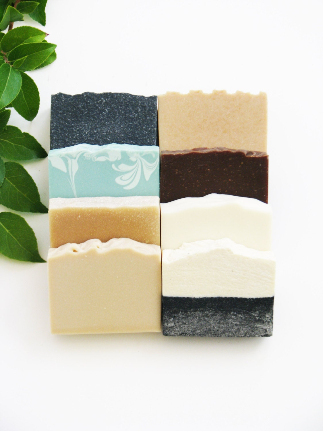 Soap Gift Set Eight Artisan Cold Process Hand And Body Wash
