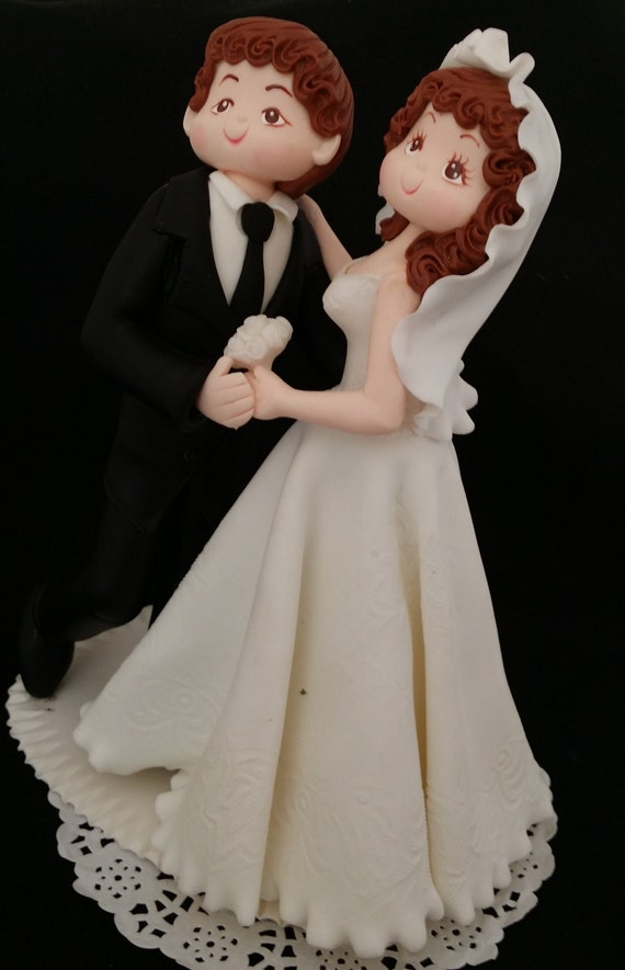 fun cake toppers for weddings wedding cake topper wedding cake by caketoppersboutique 4406