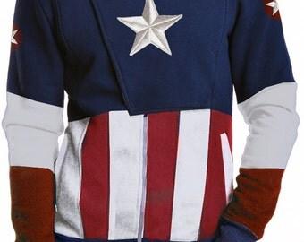 Hoodie Captain America