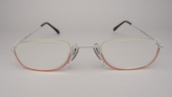 Japanese Frameless Glasses : Vintage Charmant Reading Glasses Eyeglasses Frames Rectangle