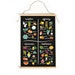 From the Garden Canvas Chart