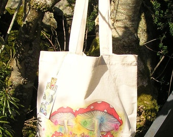 Fairy Dance ~ Tote Bag