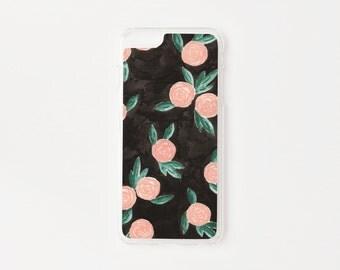 iPhone 6 Plus Case - Winter Roses iPhone 6s Plus Case - Hard Plastic or Rubber