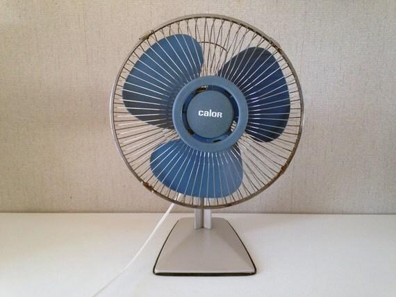ventilateur vintage calor ventilateur par ephemereintemporel. Black Bedroom Furniture Sets. Home Design Ideas