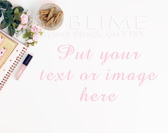 Styled Stock Photography / Styled Desktop / Product Styling / Digital Background / Styled Photography / JPEG Digital Image / StockStyle-452