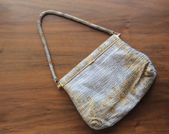 1940's Opera Beaded Bag – Petite Reticule – Opera ClutchClutch