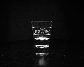 Legend of Zelda Lon Lon Milk Shot Glass