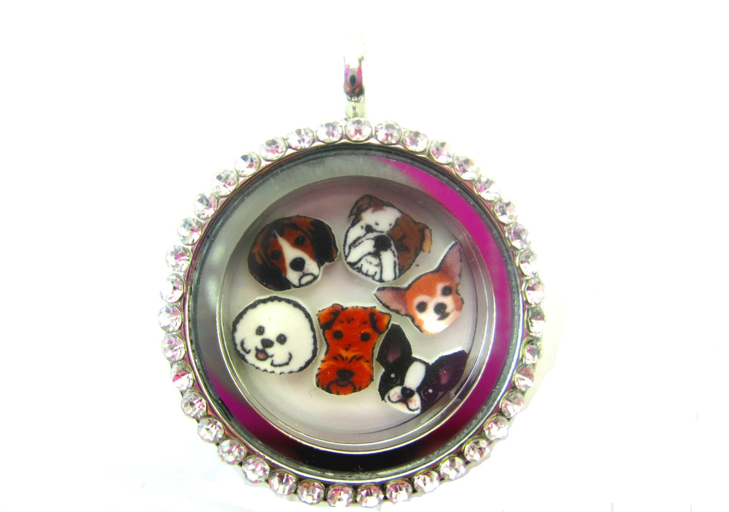 How Many Charms Will Fit In An Origami Owl Locket