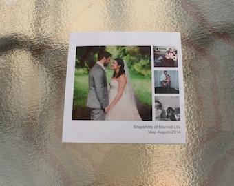 Custom Photo Book works with Instagram photos
