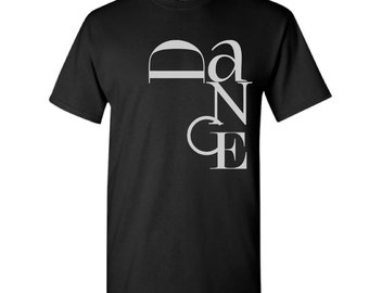 Abstract Dance Time t-shirt - Dancer t-shirt - Dance t-shirt - Dancing t-shirt