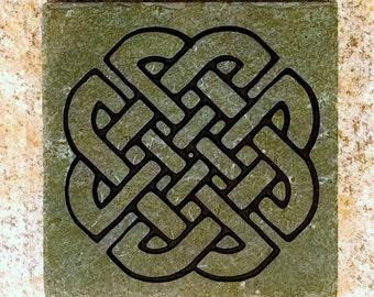Celtic Knot Coasters Set of Four