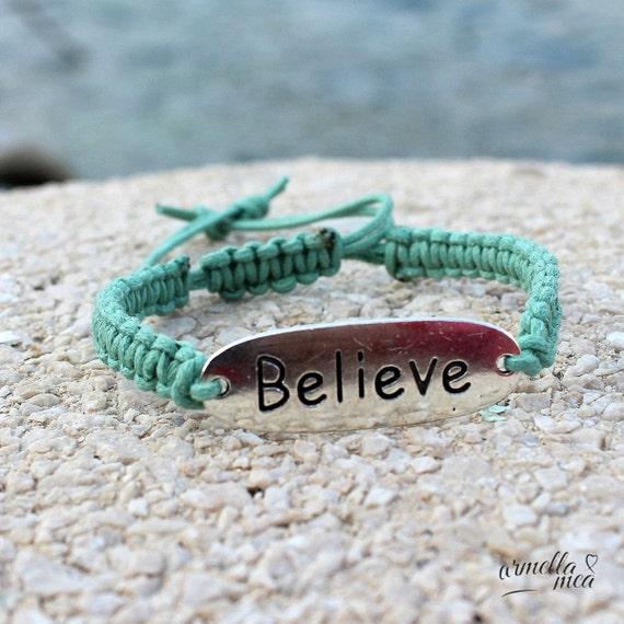 Inspirational Charm Bracelets: Bracelets With Sayings Inspirational Bracelets For Women