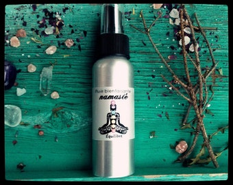 Body mist or ambience Namaste