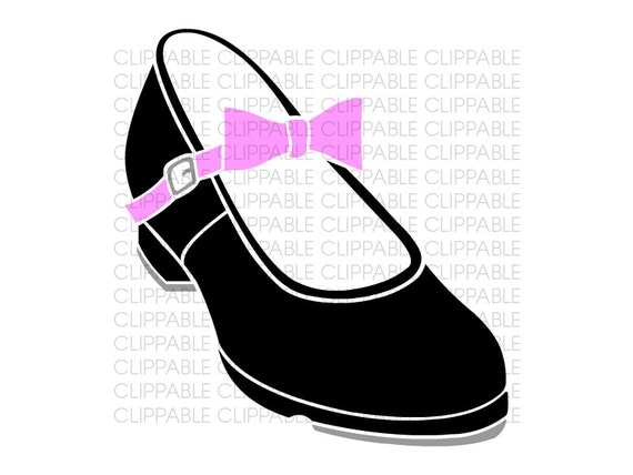 Items similar to Girls Tap Shoe - 36.2KB