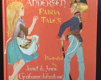 Dean's Gift Book of Hans Christian Andersen Fairy Tales 1975