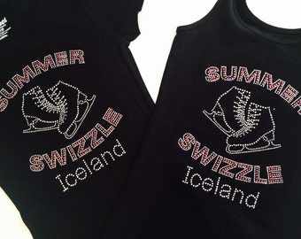 Custom Rhinestone Ice Skating Competition Designs / Clothing - Will Create Custom Design based on your Specifications