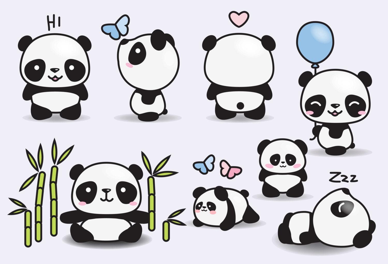 SCPC40 Seungri Cute Panda Clipart Big