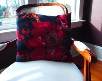 Elegant Multi-Colored Pillows