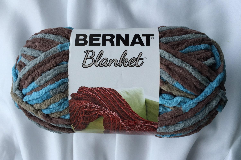 Coastal Cottage 00610 Bernat Blanket Yarn 5 3 Oz 150 G