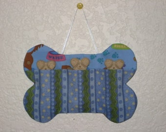 Doggie Treat Hanger Embroidery Machine Design for the 5x7 and 6x10 hoop