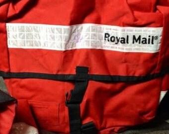 British Royal Mail Carrier Bag