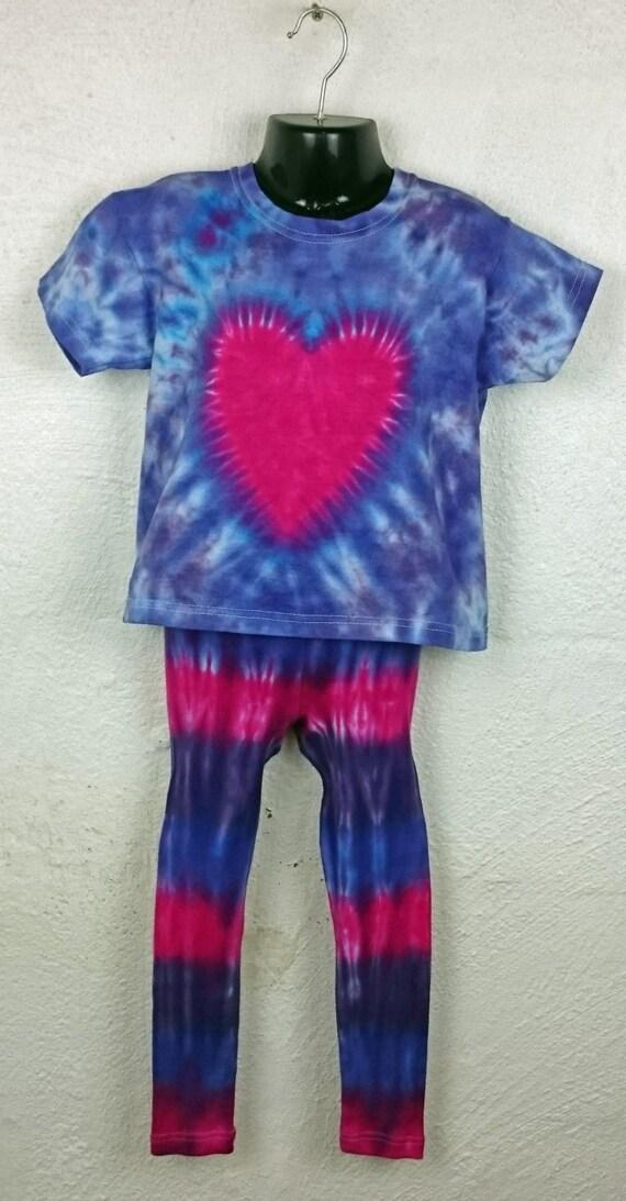 tie dye kids set children 39 s tie dye children 39 s
