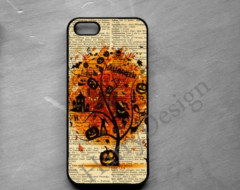 Happy Halloween iPhone 4 / 4s / 5 / 5s /5c, iPhone 6 / 6 Plus case, Samsung Galaxy S3 / S4 / S5 case, Note 2 Note 3 case, iPod Touch