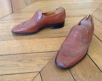 C30 Oxford Derbies mark Scholl shoes size 40