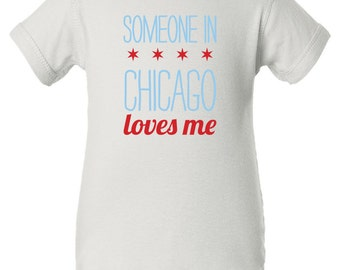 Chicago Love Onesie!