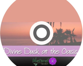 Divine Dusk Wind & Bird Sounds Meditation Relaxation MP3 + Bonus Stress Relief