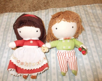 Pocket Dolls-Male and female adorable dolls