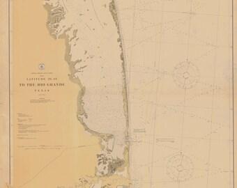 Rio Grande Historical Map 1919