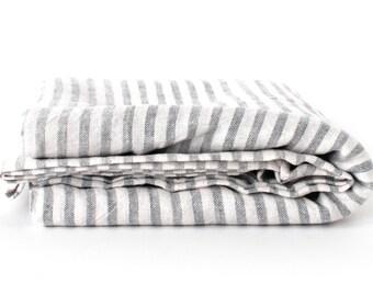 Linen beach blanket / hammam towel