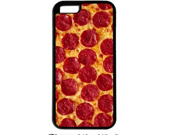 Pepperoni Pizza iPhone 4, iPhone 5, iPhone 5c AND iPhone 6 & 6 Plus gear for  phone cases